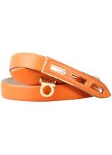 Ремень Salvatorre Ferragamo SF0015 Orange