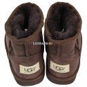 UGG KIDS TODDLERS CLASSIC 5251T COFFEE