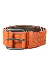 Ремень Bottega Veneta BB227 Orange