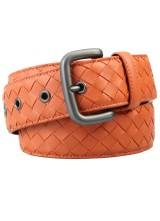 Ремень Bottega Veneta BB026 Orange