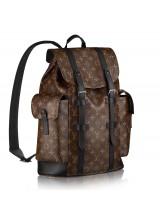 Рюкзак Louis Vuitton Monogram Macassar Christopher PM M43735
