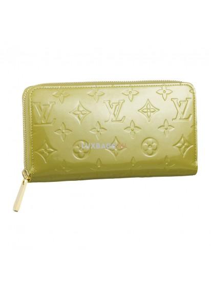 Кошелек Louis Vuitton Vernis monogram Zippy Wallet M91531