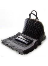 Комплект Louis Vuitton Alma + Wallet + shawl