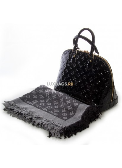 Комплект Louis Vuitton Alma + shawl