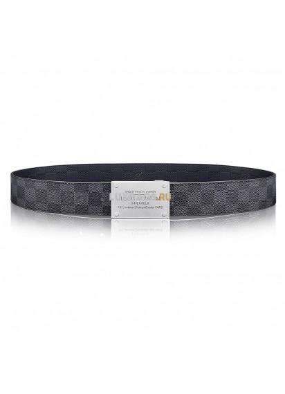 Ремень Louis Vuitton Damier Graphite LV Neo Inventeur M9234Q