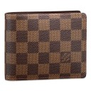 Кошелёк Louis Vuitton Damier Ebene Florin Wallet N60011