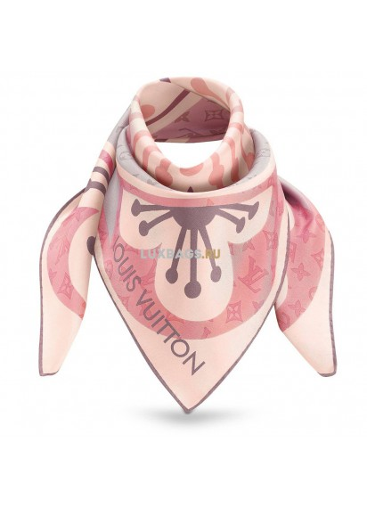 Платок Louis Vuitton Kamonogram Square M70641